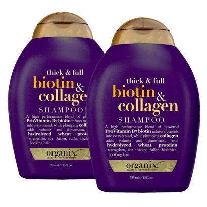 Organix Biotin Collagen Sampuan Kullananlar Ve Hakkinda Yorumlari
