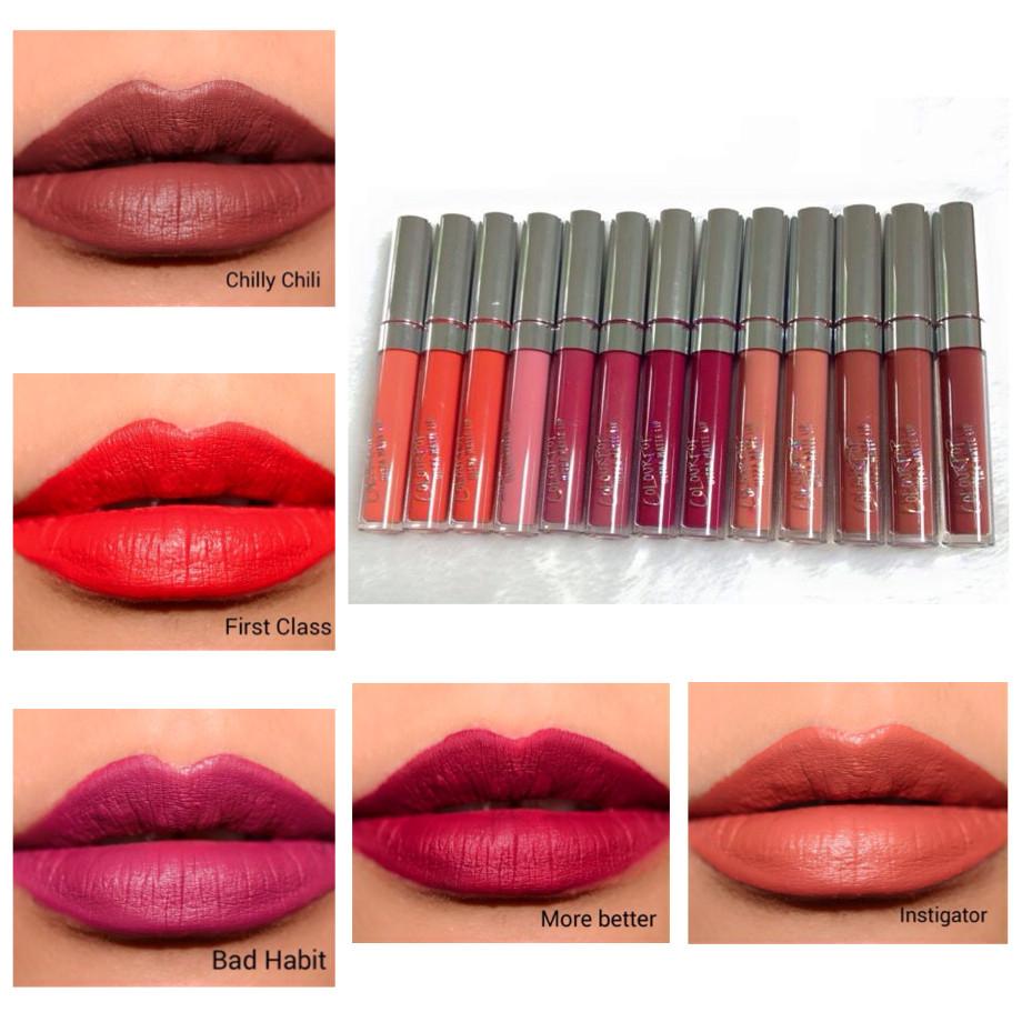 Colourpop Ultra Matte Lip Kullananlar Ve Hakkında Yorumları
