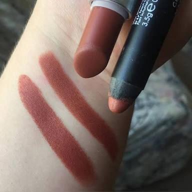 Golden Rose Matte Lipstick Crayon 21 Ruj Kullananlar Ve Hakkında