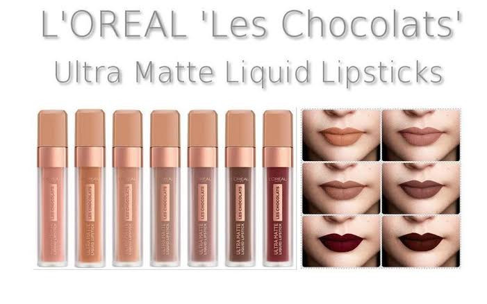 Loreal Les Chocolats Ultra Matte Likit Ruj Kullananlar Ve Hakkında